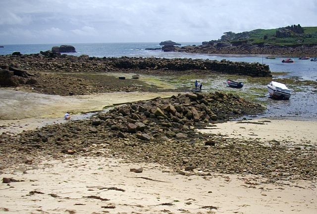 Old Town Bay - Isles of Scilly