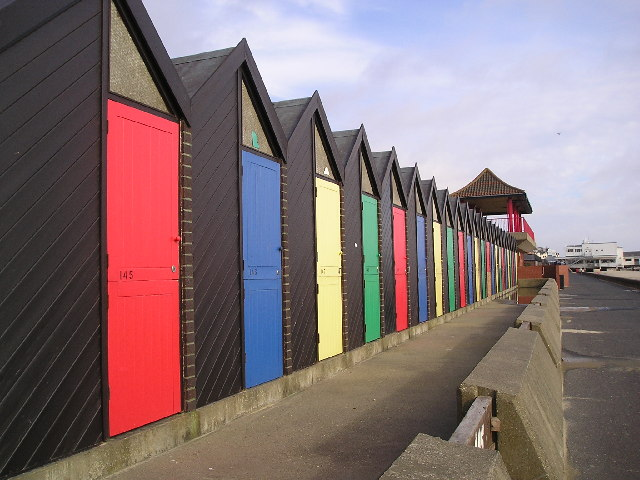 South of Claremont Pier Beach (Lowestoft) - Suffolk