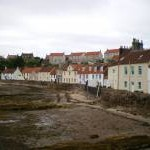 The western end of Pittenweem seafront