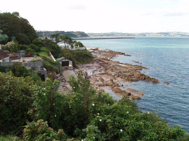 Shoalstone Beach - Devon