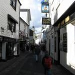 East Looe's High Street: Fore Street