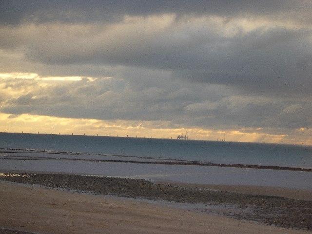 Walney Island Beach