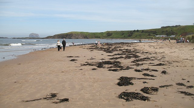 Milsey Bay (North Berwick) - Lothian