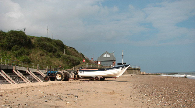 Is Mundesley Beach Dog Friendly