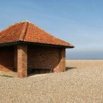 Shelter at Cley Eye