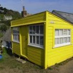 Yellow hut, Cadgwith